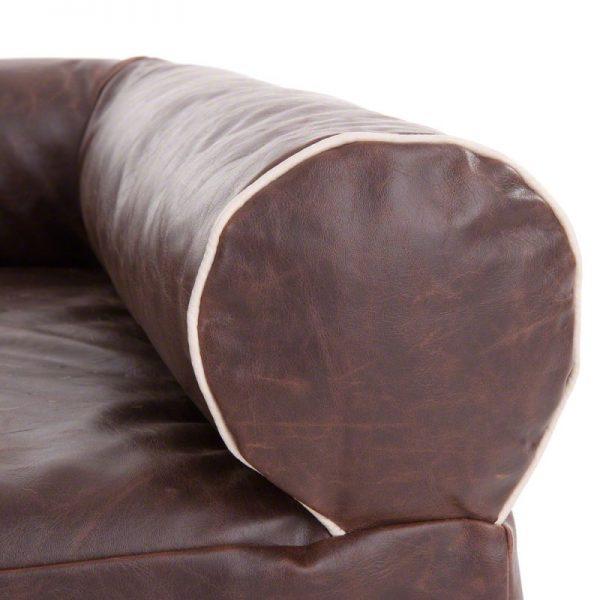 ZOOSHOP.ONLINE - Zoopreču internetveikals - Dīvāns suņiem  Wellness antik 110 x 70 x 32 cm