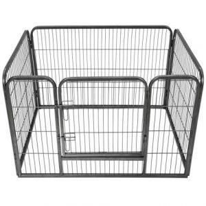 ZOOSHOP.ONLINE - Интернет-магазин зоотоваров - Playpen Puppy металлический загон - манеж для щенков,собак