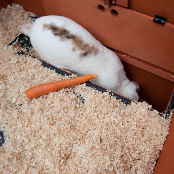 ZOOSHOP.ONLINE - Интернет-магазин зоотоваров - Двухэтажная клетка для кроликов Outback Kompakt