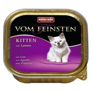 ZOOSHOP.ONLINE - Интернет-магазин зоотоваров - Animonda vom Feinsten Kitten 6 x 100 гр