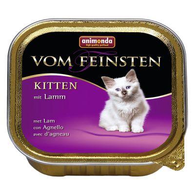 ZOOSHOP.ONLINE - Zoopreču internetveikals - Animonda vom Feinsten Kitten 6 x 100 g