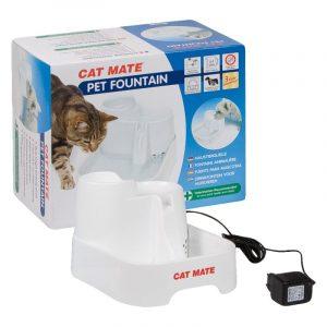 ZOOSHOP.ONLINE - Zoopreču internetveikals - Cat Mate Dzeramais trauks kaķiem un suņiem, 2l