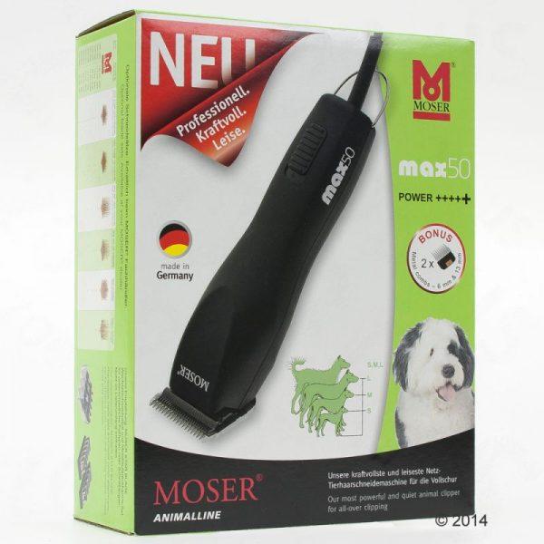 ZOOSHOP.ONLINE - Интернет-магазин зоотоваров - Moser max50