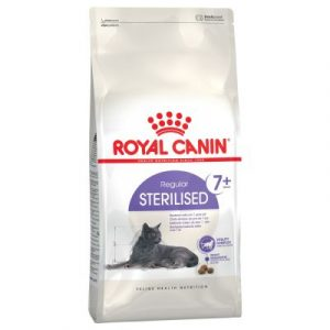 ZOOSHOP.ONLINE - Интернет-магазин зоотоваров - Royal Canin Sterilised 7+ / 3,5 kg