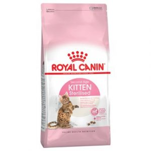 ZOOSHOP.ONLINE - Интернет-магазин зоотоваров - Royal Canin Kitten Sterilised 3,5 kg