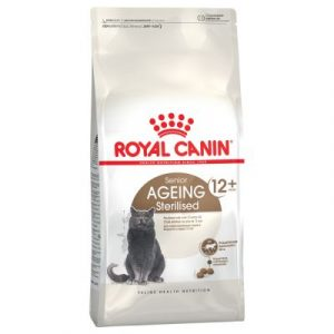 ZOOSHOP.ONLINE - Интернет-магазин зоотоваров - Royal Canin Senior Ageing Sterilised 12+ / 4kg