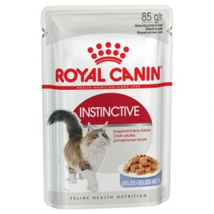 ZOOSHOP.ONLINE - Интернет-магазин зоотоваров - Royal Canin Instinctive в желе 12 x 85 гр