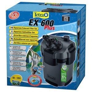 ZOOSHOP.ONLINE - Zoopreču internetveikals - Tetra EX Plus 600