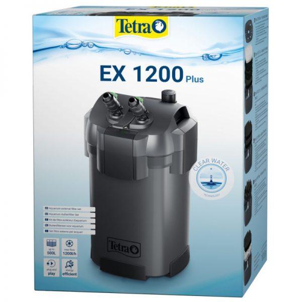 ZOOSHOP.ONLINE - Zoopreču internetveikals - Tetra EX Plus 1200