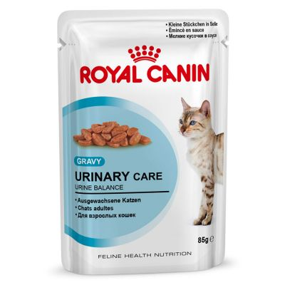 ZOOSHOP.ONLINE - Zoopreču internetveikals - Royal Canin Urinary Care mērcē 12 x  85 g