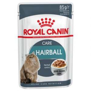ZOOSHOP.ONLINE - Интернет-магазин зоотоваров - Royal Canin Hairball Care в соусе 85 g