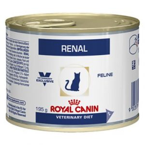 ZOOSHOP.ONLINE - Интернет-магазин зоотоваров - Royal Canin Veterinary Diet Feline Renal Huhn 195 g