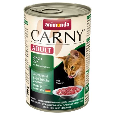 ZOOSHOP.ONLINE - Интернет-магазин зоотоваров - Animonda Carny Adult 400 g
