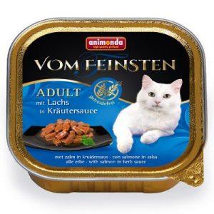 ZOOSHOP.ONLINE - Интернет-магазин зоотоваров - Animonda vom Feinsten Adult   беззерновой в соусе 100 g