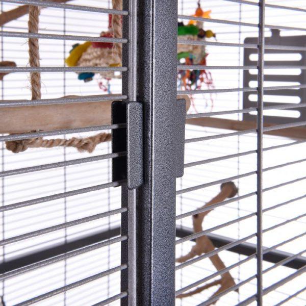 ZOOSHOP.ONLINE - Интернет-магазин зоотоваров - Kрытый вольер для птиц Montana Paradiso 150