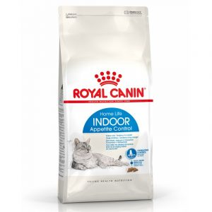 ZOOSHOP.ONLINE - Интернет-магазин зоотоваров - Royal Canin Indoor Appetite Control 4 kg