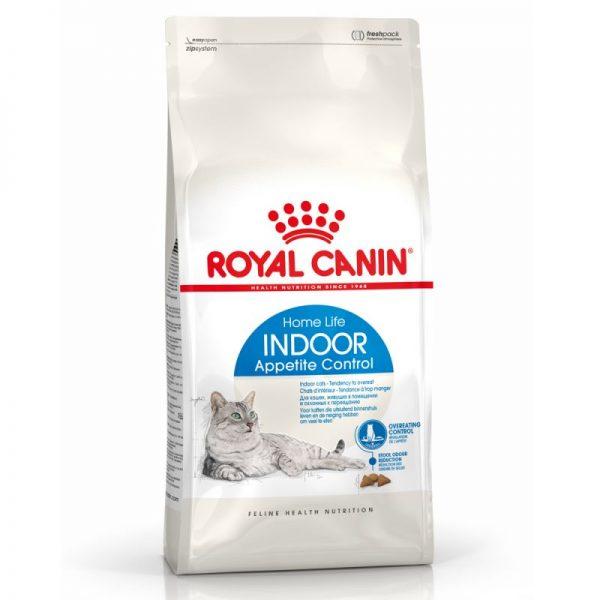ZOOSHOP.ONLINE - Интернет-магазин зоотоваров - Royal Canin Indoor Appetite Control 4 kg