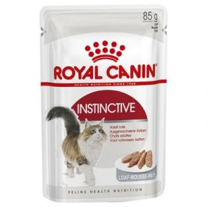 ZOOSHOP.ONLINE - Интернет-магазин зоотоваров - Royal Canin Instinctive Mousse паштет 12 x 85 гр