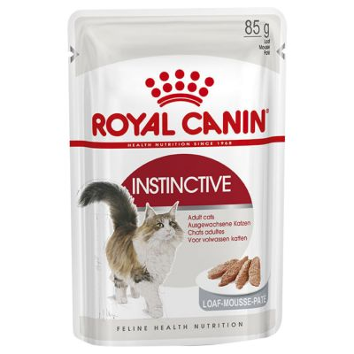 ZOOSHOP.ONLINE - Интернет-магазин зоотоваров - Royal Canin Instinctive Mousse паштет 12 x 85 гр