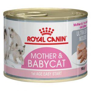 ZOOSHOP.ONLINE - Zoopreču internetveikals - Royal Canin Babycat Instinctive pastēte 6 x 195 г