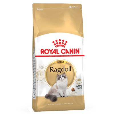 ZOOSHOP.ONLINE - Интернет-магазин зоотоваров - Royal Canin Breed Ragdoll Adult 10 кг