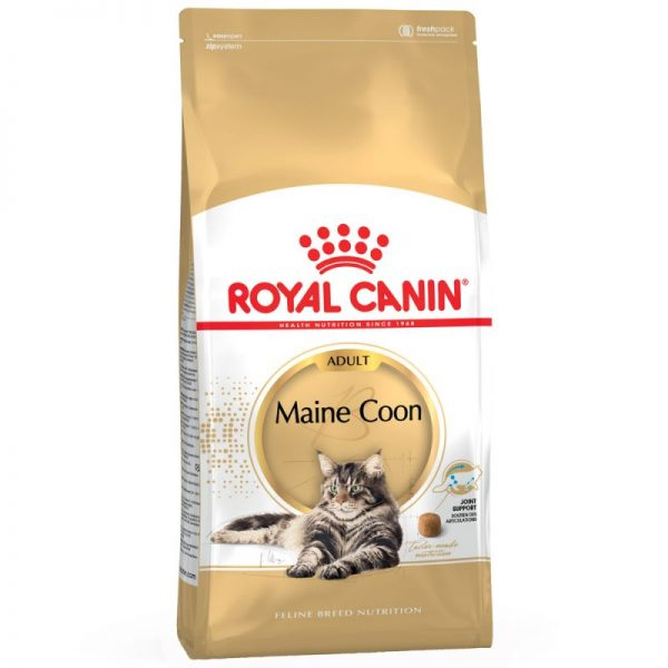 ZOOSHOP.ONLINE - Интернет-магазин зоотоваров - Royal Canin Breed Maine Coon Adult 10kg