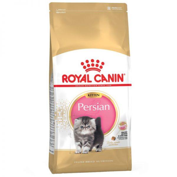 ZOOSHOP.ONLINE - Zoopreču internetveikals - Royal Canin Kitten Persian 2kg