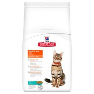 ZOOSHOP.ONLINE - Интернет-магазин зоотоваров - Hill's Science Plan Adult 1-6 Optimal Care с тунцом 10 kg