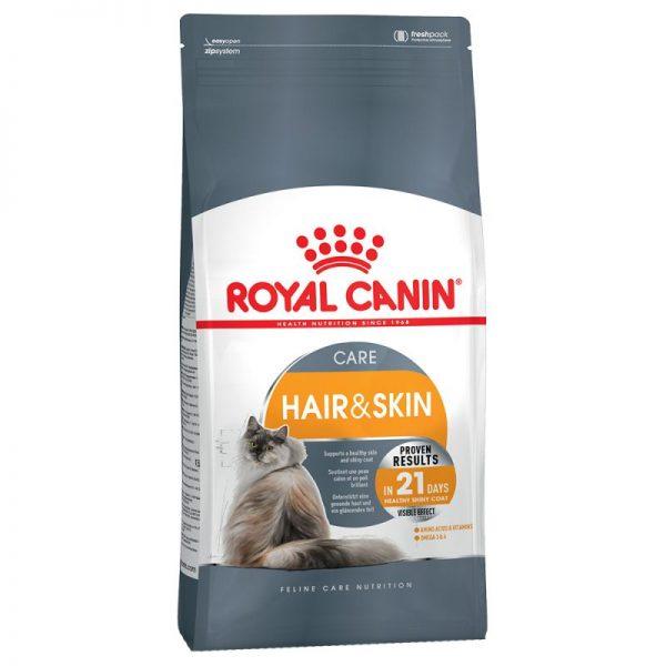 ZOOSHOP.ONLINE - Zoopreču internetveikals - Royal Canin Hair & Skin Care