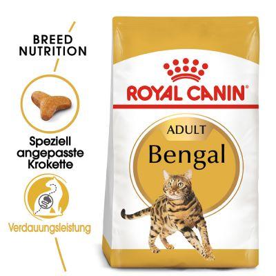 ZOOSHOP.ONLINE - Интернет-магазин зоотоваров - Royal Canin Breed Bengal Adult 10 кг