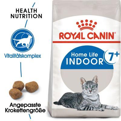 ZOOSHOP.ONLINE - Zoopreču internetveikals - Royal Canin Indoor 7+/ 3,5 kg