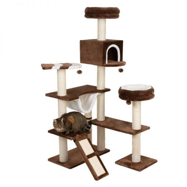 ZOOSHOP.ONLINE - Zoopreču internetveikals - kāpnes kaķu mājai
