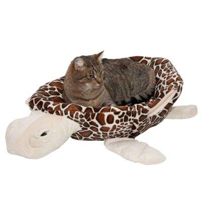 ZOOSHOP.ONLINE - Интернет-магазин зоотоваров - Kровать в форме черепахи