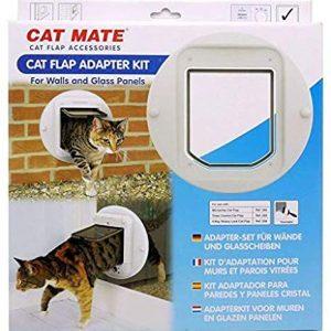ZOOSHOP.ONLINE - Zoopreču internetveikals - Cat Mate Mikrochip 361W Montāžas adapteris sienām un stiklam