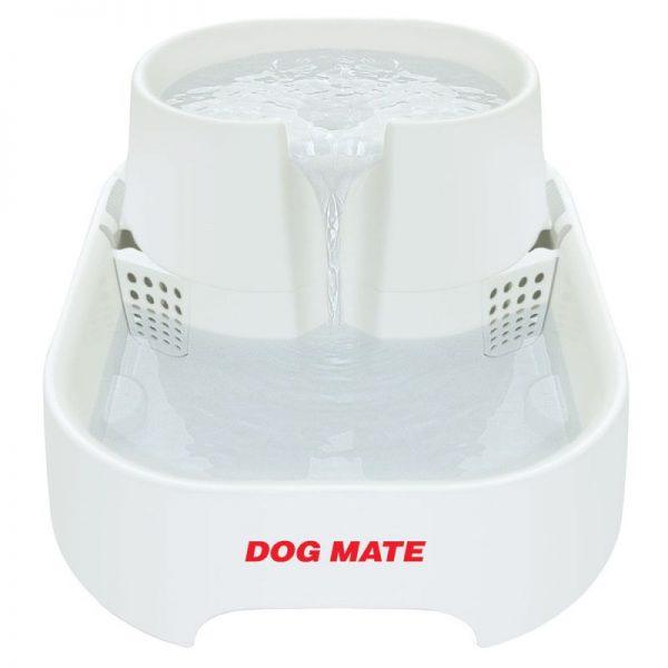 ZOOSHOP.ONLINE - Интернет-магазин зоотоваров - Dog Mate поилка для собак, 6 литров