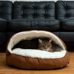 ZOOSHOP.ONLINE - Интернет-магазин зоотоваров - Уютная пещерка для кошек и маленьких собак