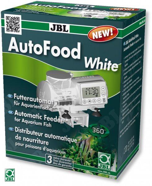 ZOOSHOP.ONLINE - Zoopreču internetveikals - JBL AutoFood White-Аutomātiskā barotava