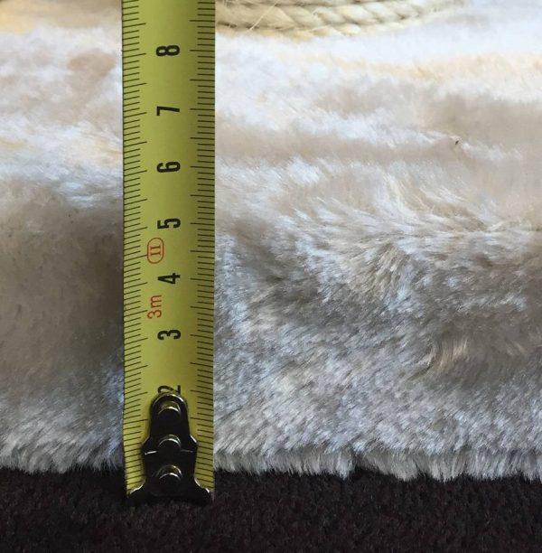 ZOOSHOP.ONLINE - Zoopreču internetveikals - Kaķu koks Rojalti Plus (krēms). Cat Tree Royalty PLUS Cream