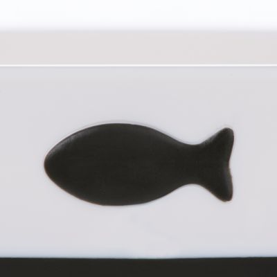 ZOOSHOP.ONLINE - Zoopreču internetveikals - Plastmasas trauks Little Fish