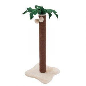 ZOOSHOP.ONLINE - Zoopreču internetveikals - Nagu skrāpis kaķiem Kokosriekstu koks