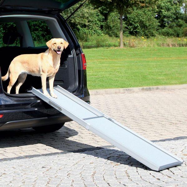 ZOOSHOP.ONLINE - Zoopreču internetveikals - PetSafe teleskopiskā rampa suņiem