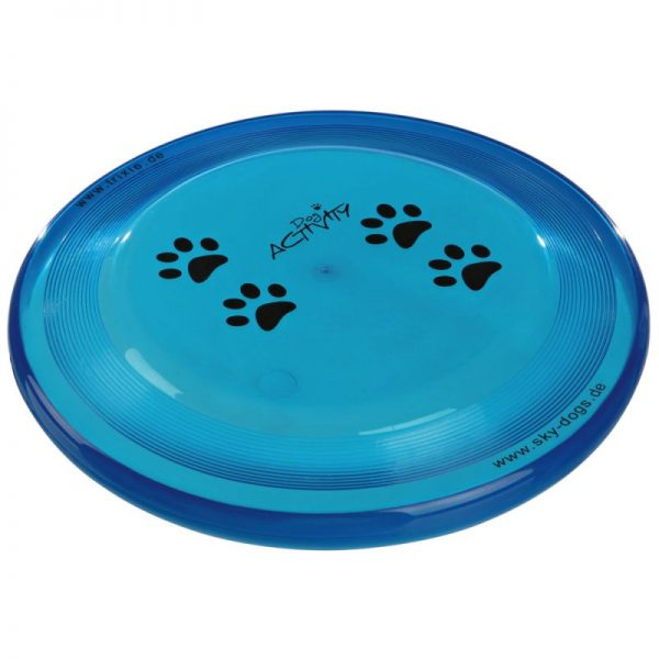 ZOOSHOP.ONLINE - Интернет-магазин зоотоваров - Игрушка для собак Trixie Dog Activity Disc- Фрисби