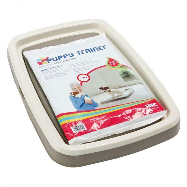 ZOOSHOP.ONLINE - Интернет-магазин зоотоваров - Savic Туалет для собак Puppy Trainer M