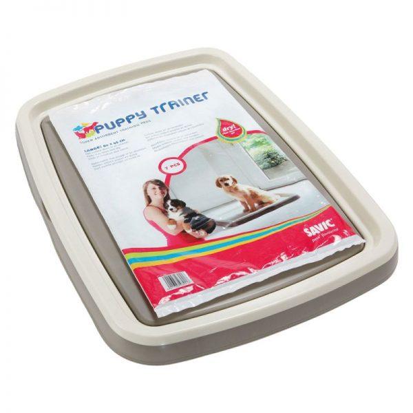 ZOOSHOP.ONLINE - Интернет-магазин зоотоваров - Savic Туалет для собак Puppy Trainer L