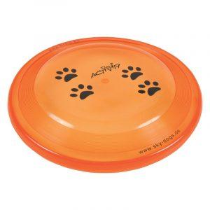 ZOOSHOP.ONLINE - Интернет-магазин зоотоваров - Игрушка для собак Trixie Dog Activity Disc- Фрисби