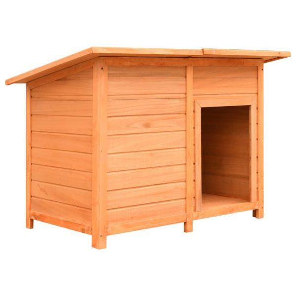 ZOOSHOP.ONLINE - Интернет-магазин зоотоваров - Деревянная собачья будка