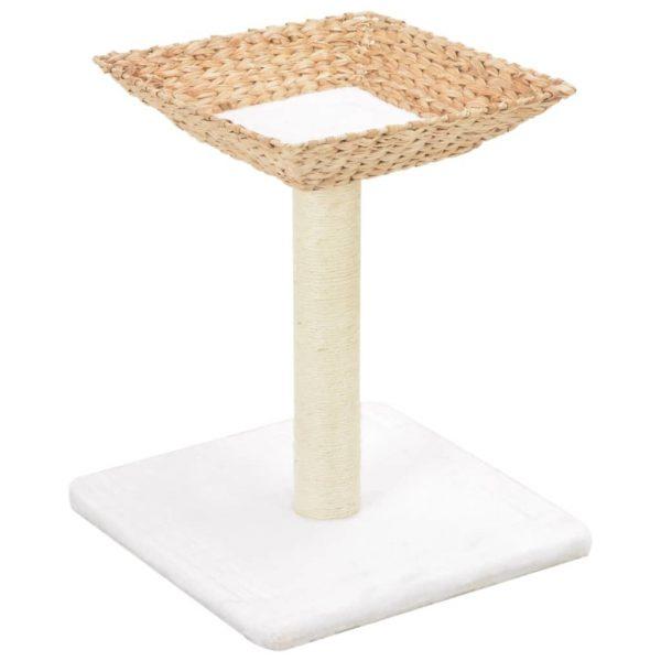 ZOOSHOP.ONLINE - Zoopreču internetveikals - Kaķu skrāpis no ūdens hiacintes 48cm