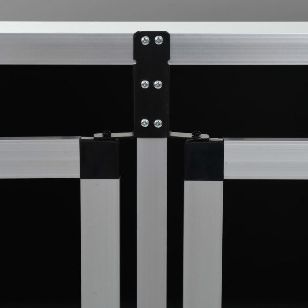 ZOOSHOP.ONLINE - Интернет-магазин зоотоваров - Алюминиевая клетка в машину 94x88x69 см