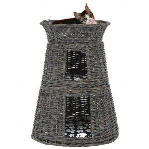 ZOOSHOP.ONLINE - Zoopreču internetveikals - Kaķu guļvietas ar spilveniem 47 x 34 x 60 cm