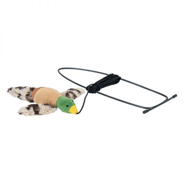 ZOOSHOP.ONLINE - Интернет-магазин зоотоваров - Trixie игрушка птичка для дверных рам
